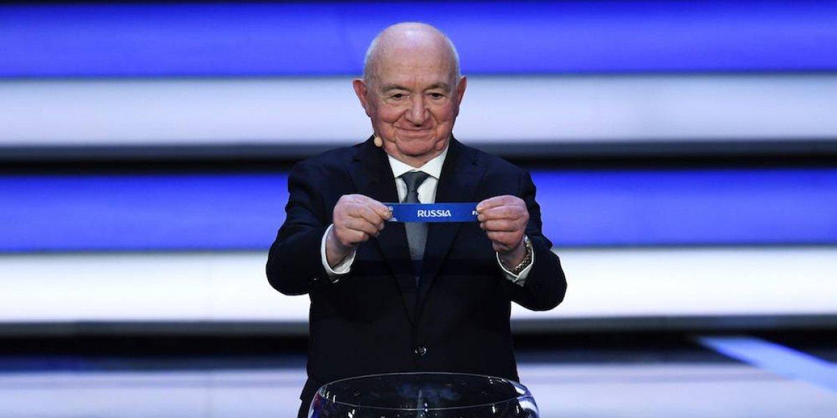 Comité organizador de Rusia 2018 niega amaños en el sorteo