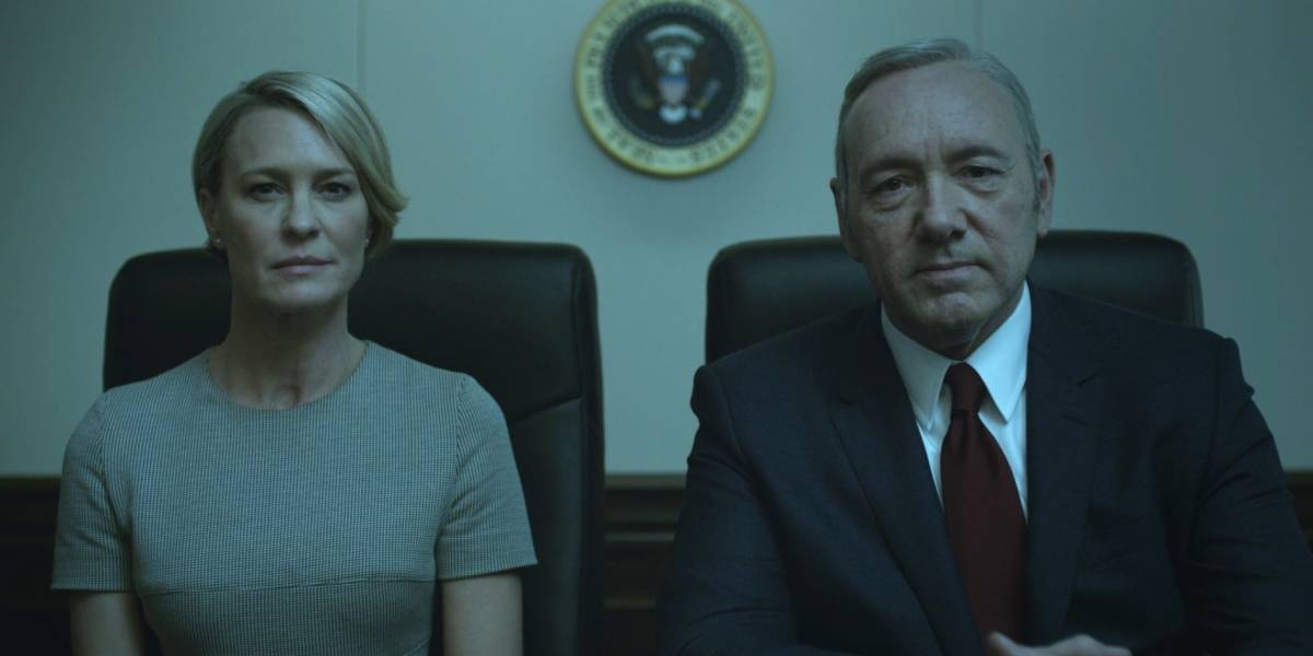 """House of Cards"" fija su regreso a las grabaciones sin Kevin Spacey"
