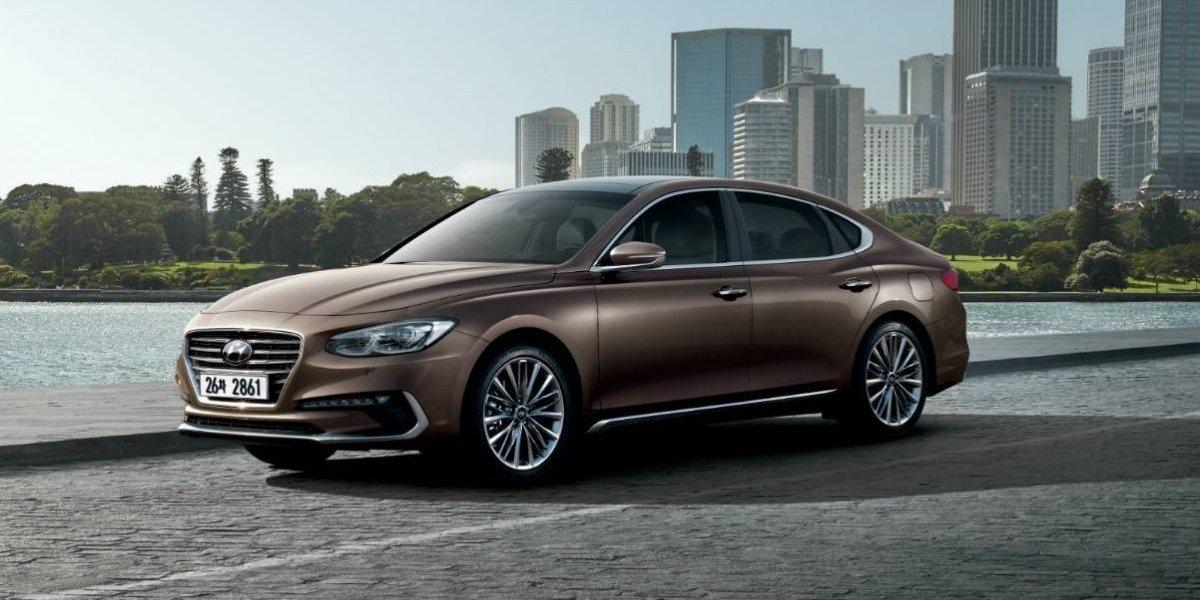 Azera, el paso final de la generación de lujo de Hyundai