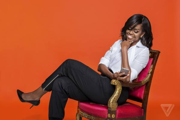 Video de Michelle Obama