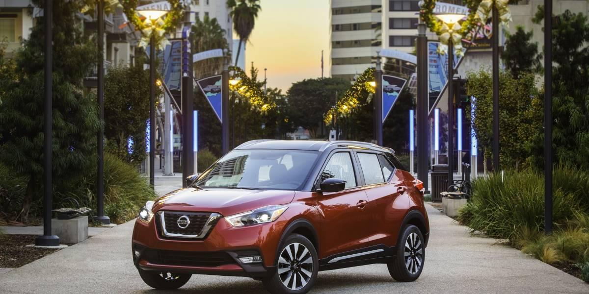 El aterrizaje del Nissan Kicks en Estados Unidos empieza en Los Angeles