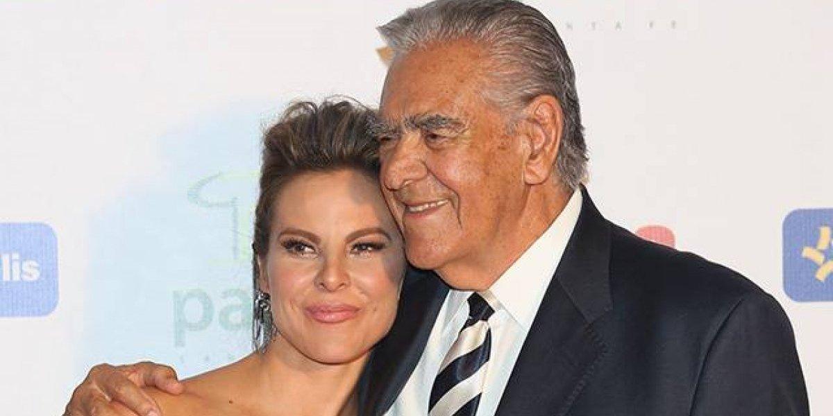 Eric del Castillo defiende a Televisa tras las declaraciones de su hija Kate