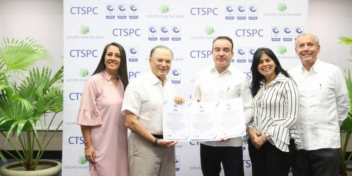Grupo Puntacana logra tres certificaciones internacionales en Calidad, Medio Ambiente y Seguridad