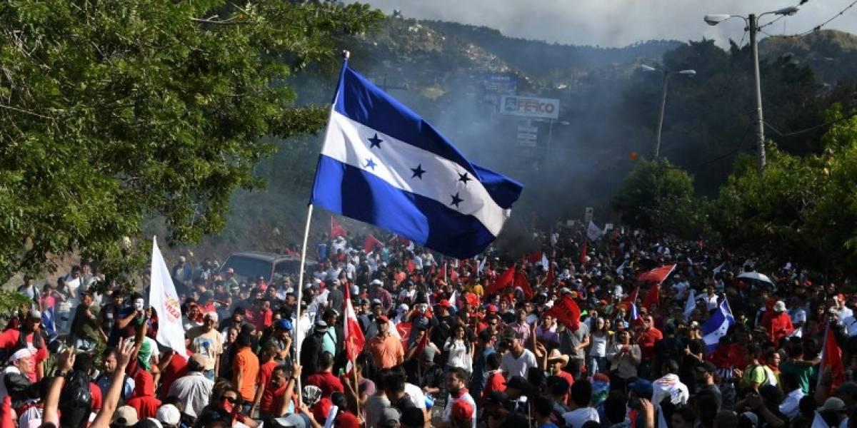 El llamado de Amnistía Internacional para evitar la violencia en Honduras