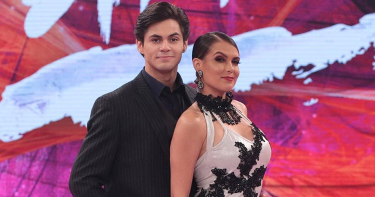 Lucas Veloso e Nathalia Melo