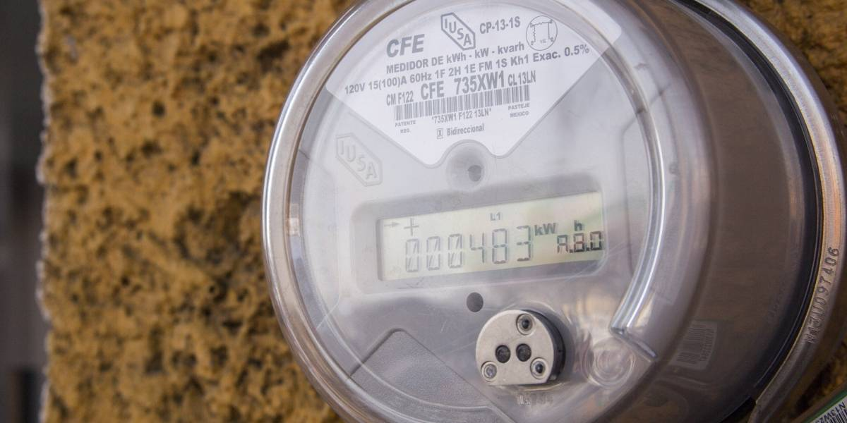 CFE congela tarifa Doméstica de Alto Consumo en 2018