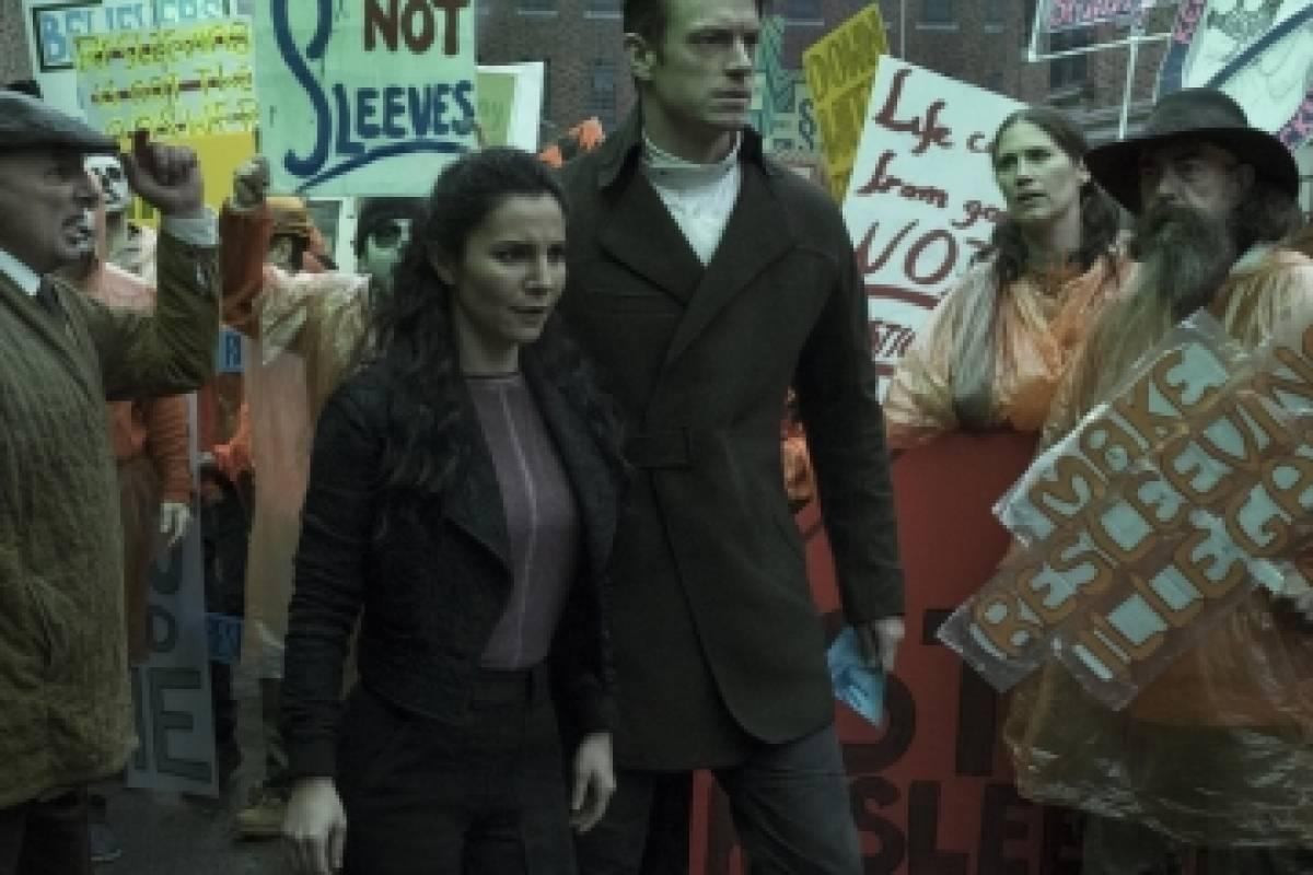 Altered Carbon: Revelan primer adelanto de la serie más cara de Netflix