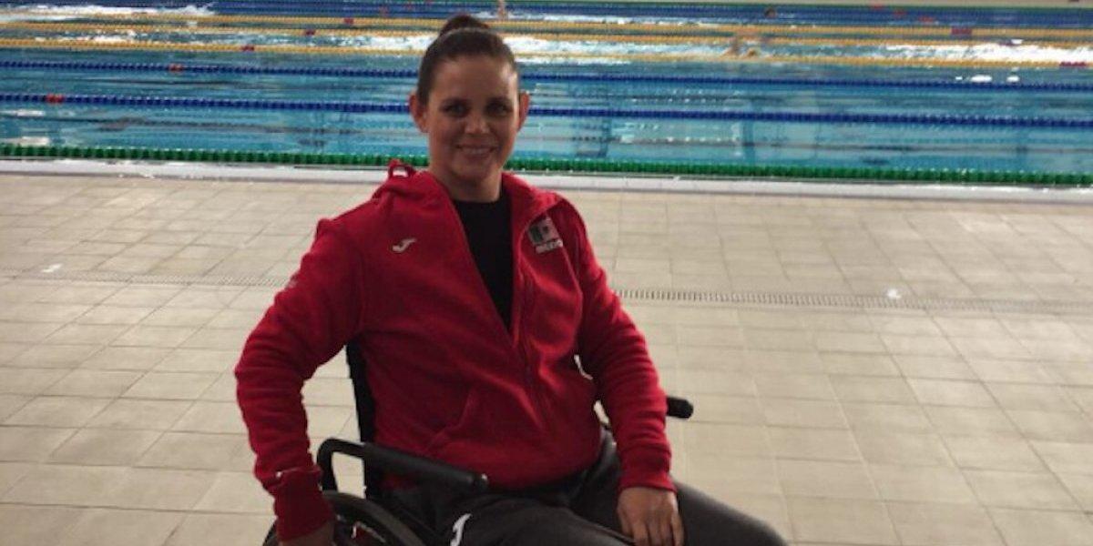 Nadadora paralímpica Nely Miranda sufrió convulsiones tras finalizar prueba