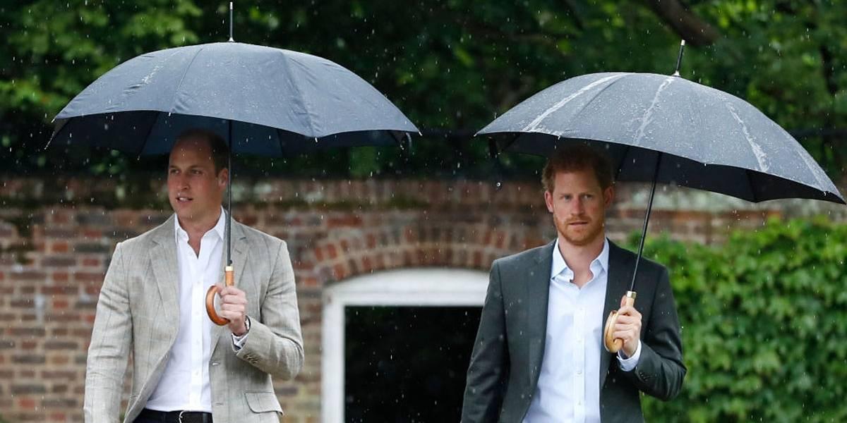 Príncipe William não será padrinho no casamento de Harry e Meghan Markle; entenda o porquê