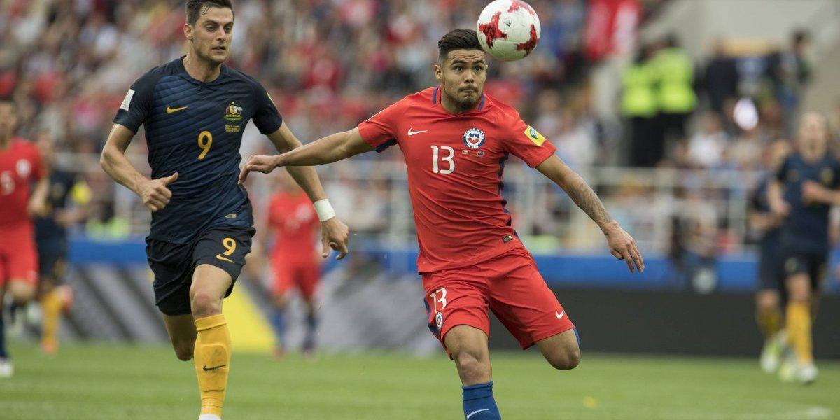 """Paulo Díaz: """"La gente me hace sentir que soy la renovación del fútbol chileno"""""""