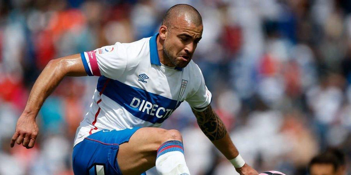 Silva será la carta de gol de la UC en la despedida de Mario Salas de San Carlos