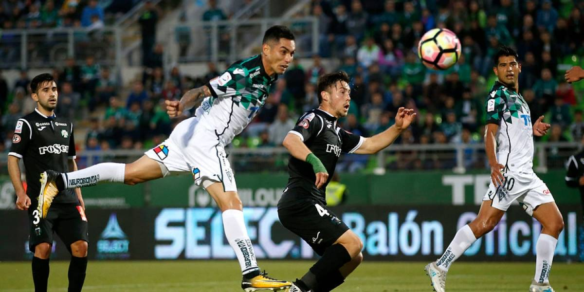 Wanderers rasguñó un empate ante Temuco y depende de sí mismo para salvarse del descenso