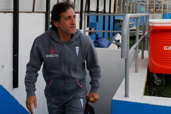 Mario Salas se fue con sentimientos encontrados de la UC / imagen: Photosport