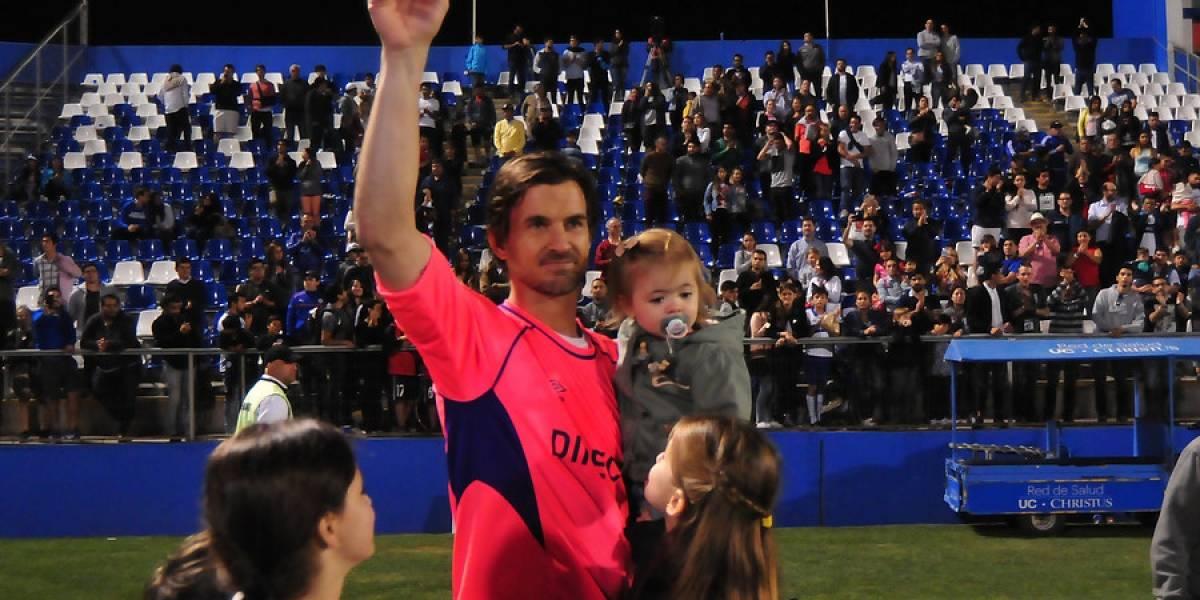 """Franco Costanzo en su adiós del fútbol: """"No es fácil para ningún jugador, pero siento que es lo mejor"""""""