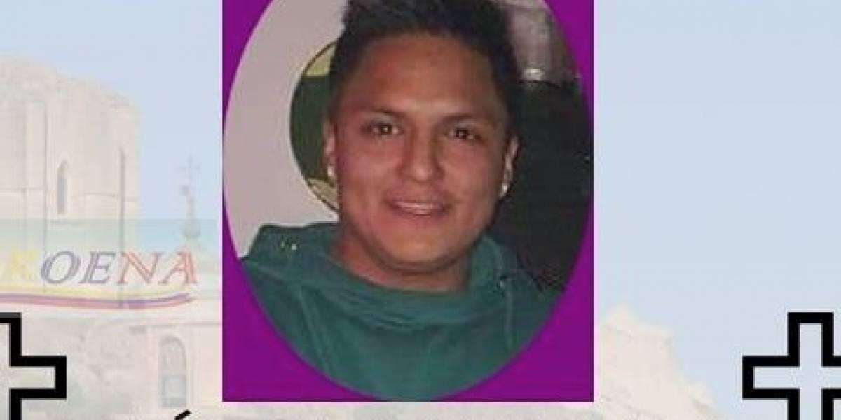 Familia y amigos homenajean a joven ecuatoriano hallado muerto en España