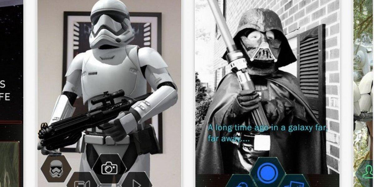 Star Wars estrena aplicación para smartphones