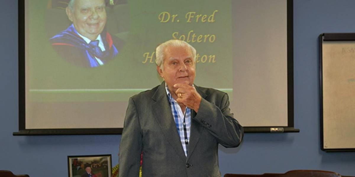 Fallece segundo rector del RUM