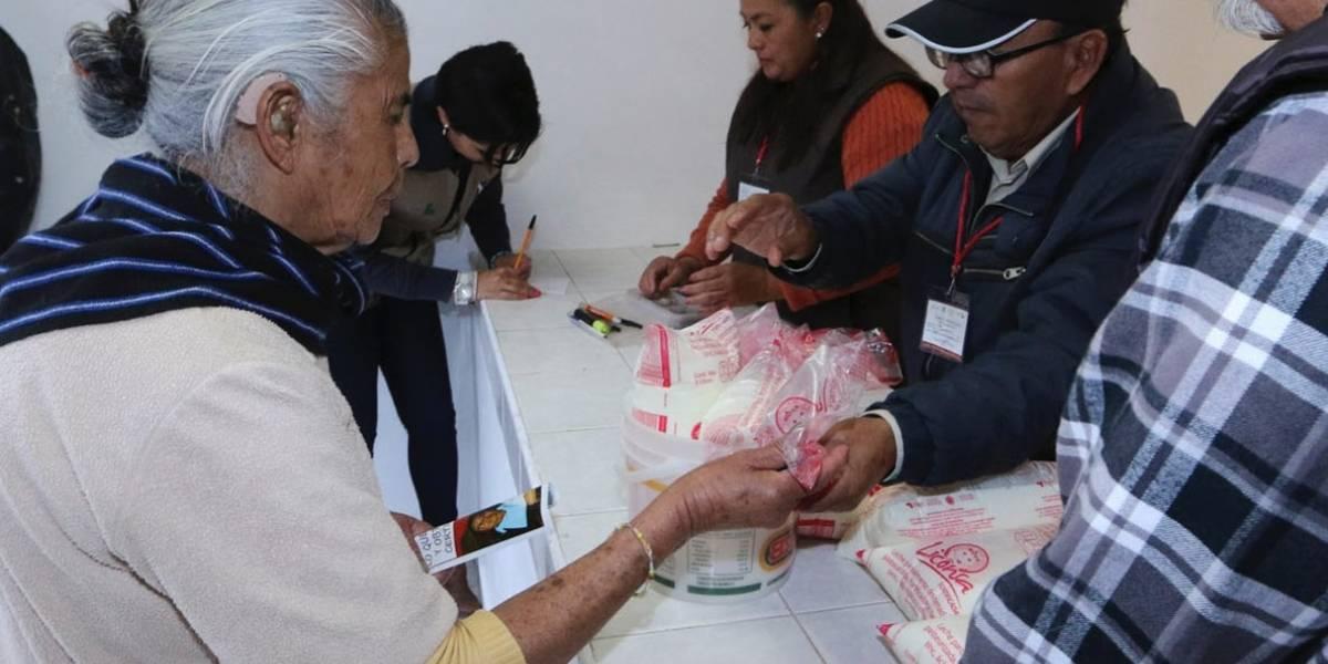 La mitad de los mexicanos sin seguridad social