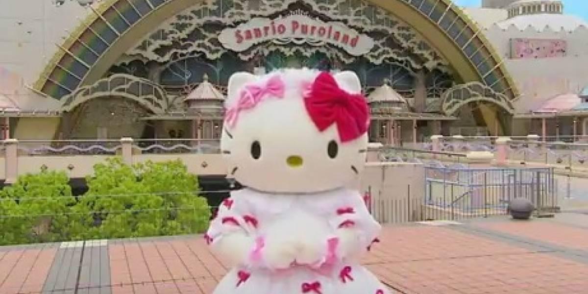 Hello Kitty, embajadora especial de turismo internacional 2017