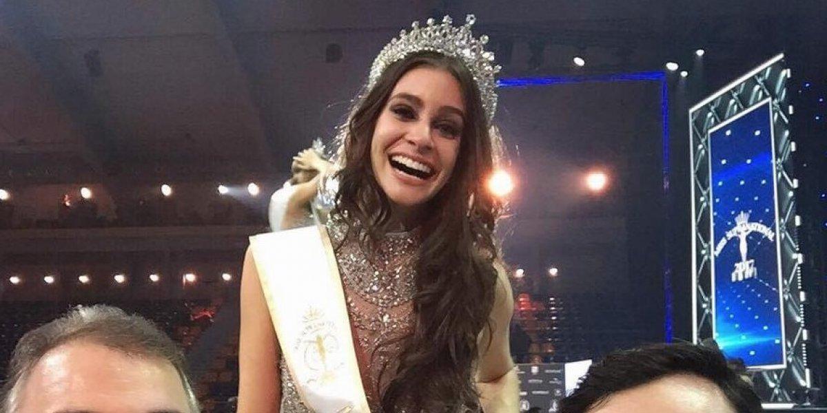 Boricua se destaca en Miss Supranational 2017