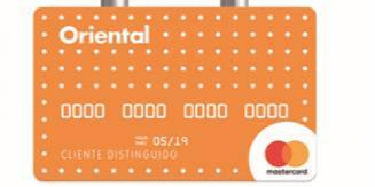 Oriental desarrolla herramienta para supervisar sus tarjetas de crédito y débito