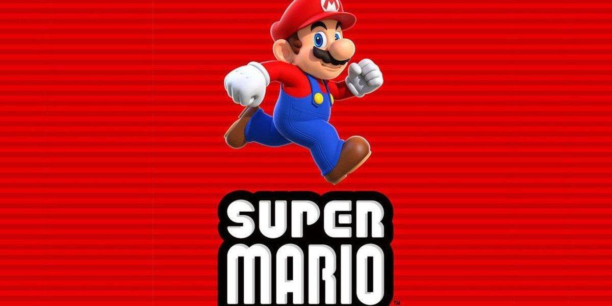 El lanzamiento más exitoso del año en Google Play fue Super Mario Run