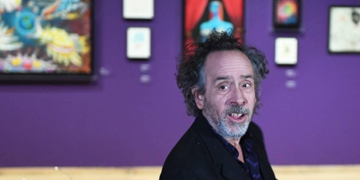 VIDEO. Exposición retrospectiva del cineasta Tim Burton llega a México