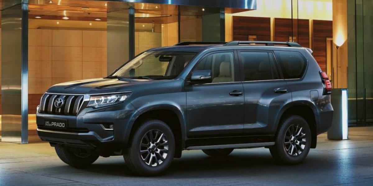 Toyota moderniza su Land Cruiser Prado