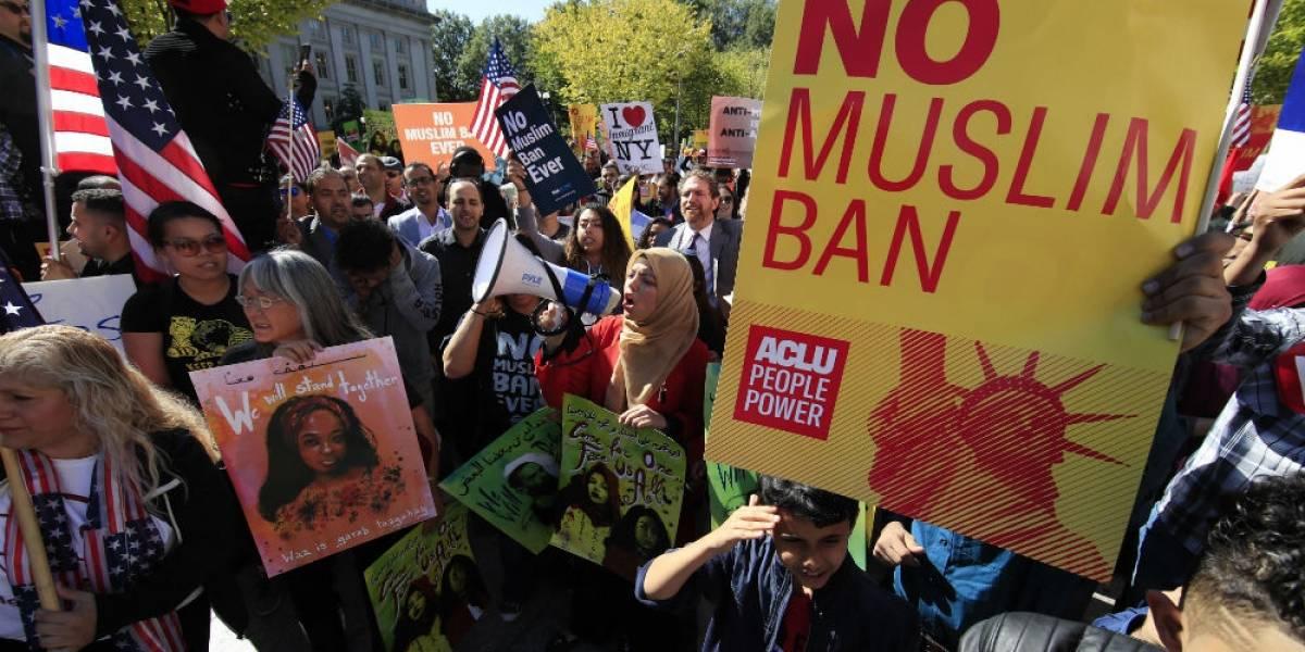 Tribunal Supremo de EU avala por completo veto migratorio de Trump