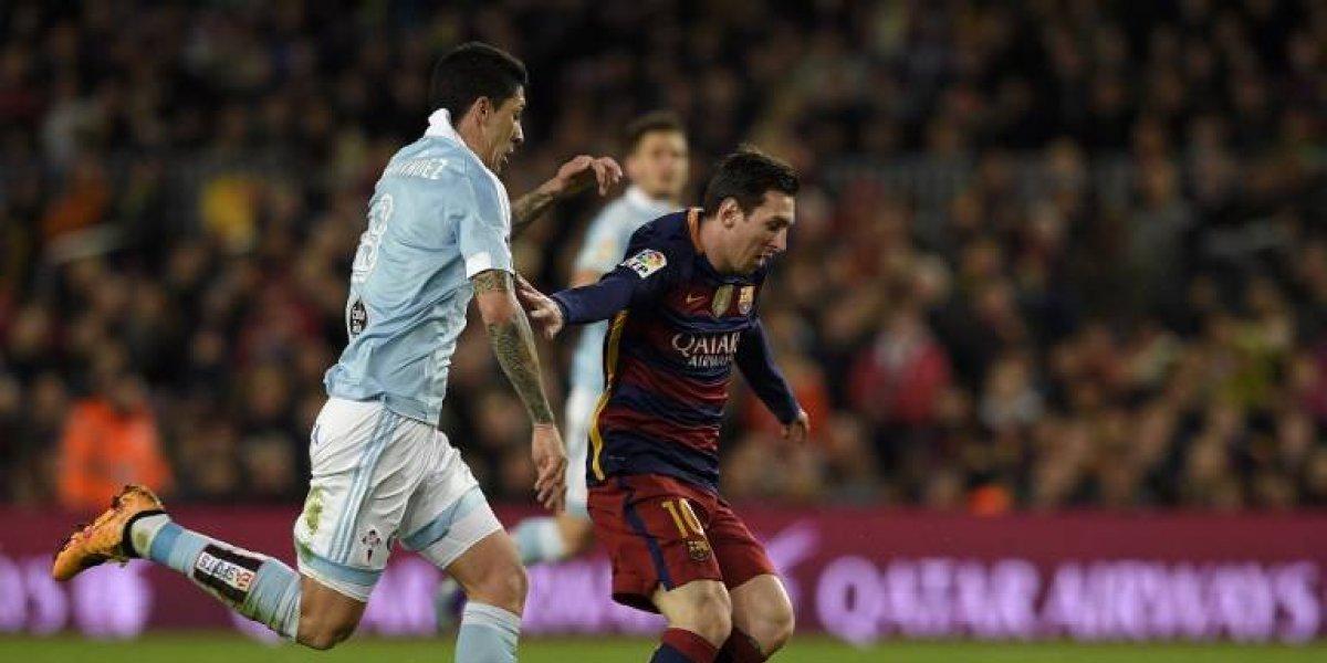 Uno contra el súper Barcelona y otro con un equipo de Tercera: la dispar suerte de los chilenos en la Copa del Rey
