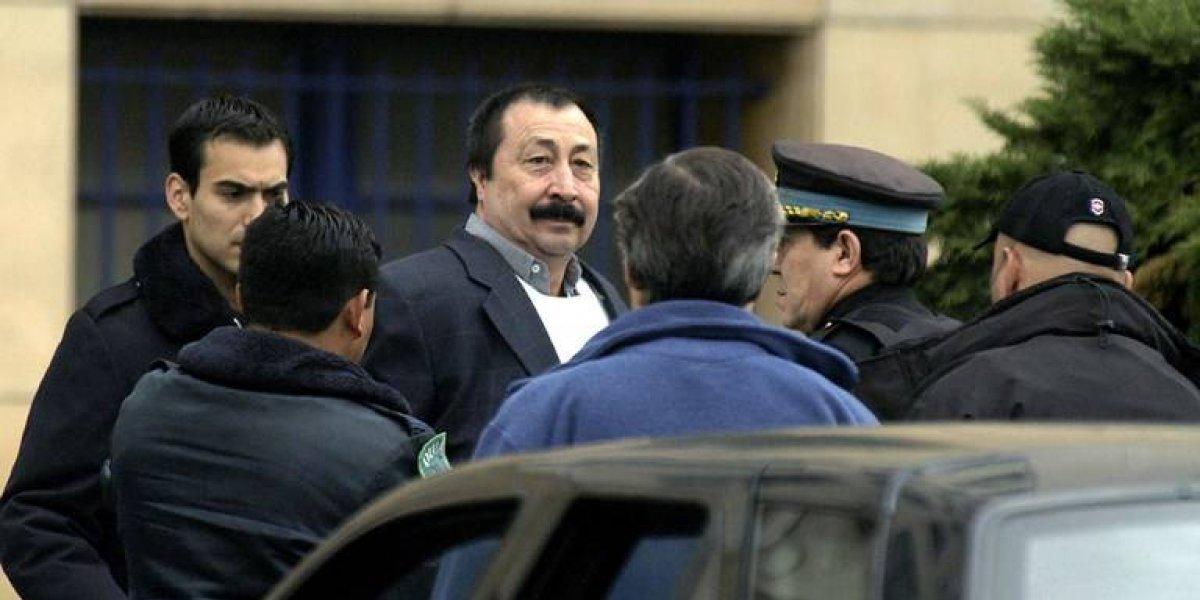 Confirman que Apablaza perdió status de refugiado político y Carroza pide extradición