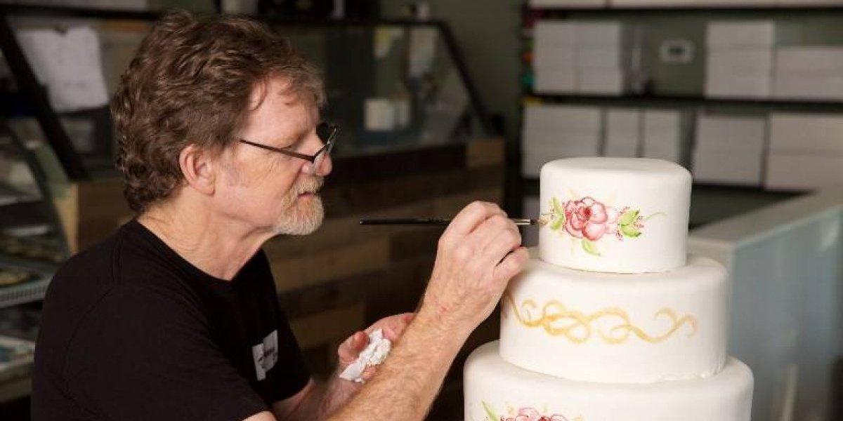 Boda gay es el detonante: pastelero desata comenta judicial en EEUU al negarse a realizar una tarta