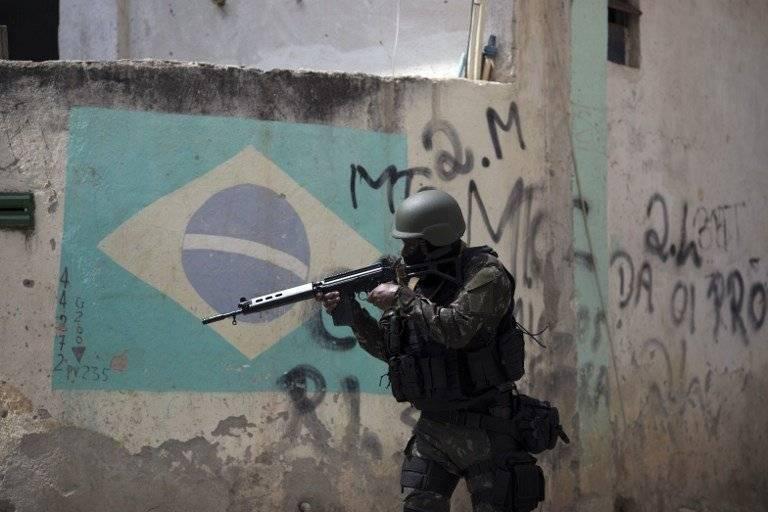 Policía Brasil