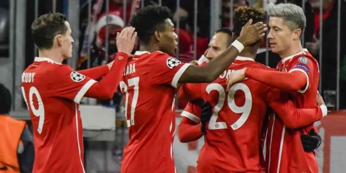 Así vivimos la victoria de Bayern Munich ante PSG