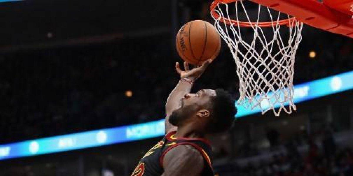 NBA: Cleveland Cavaliers sigue con su andar imparable y quedan cerca de hacer historia