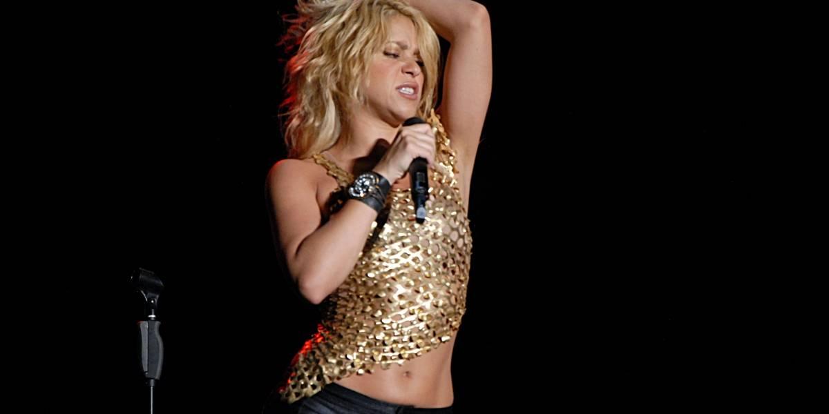 Shakira, ante el momento más difícil de su carrera