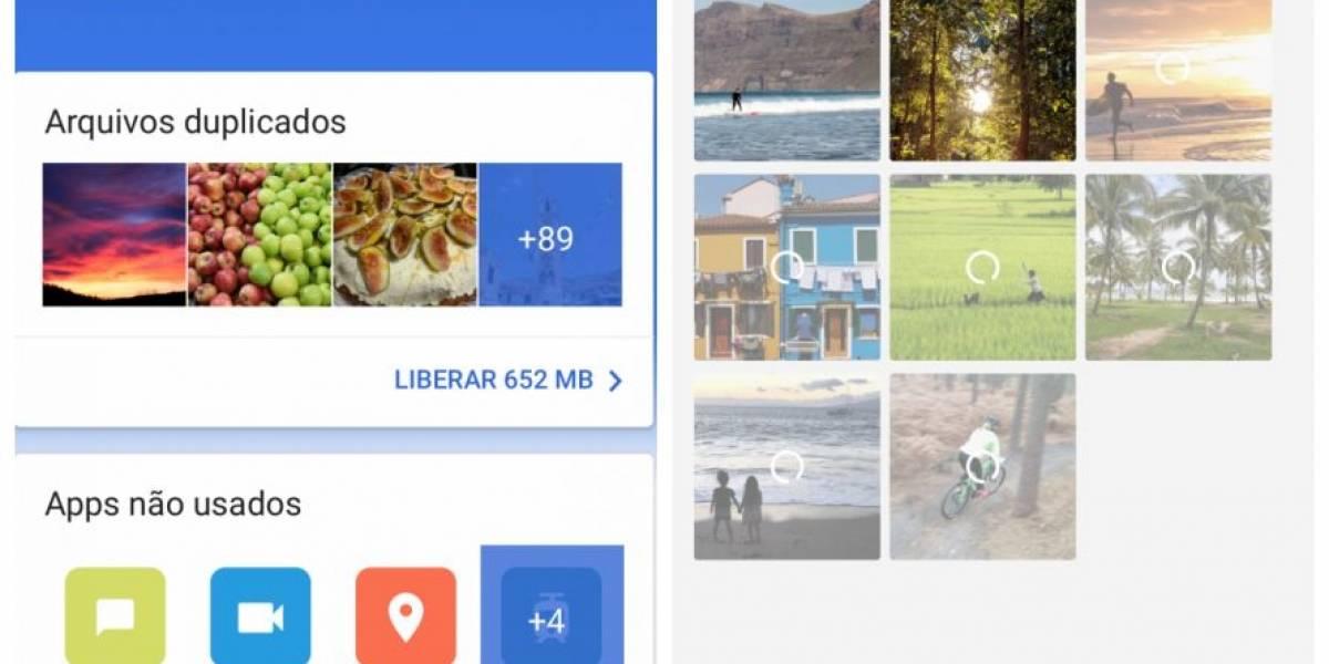 Novo aplicativo Files Go ajuda usuário a liberar espaço no celular