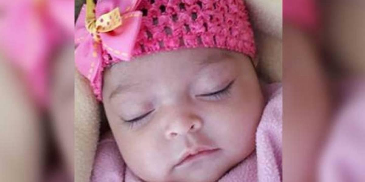 Abandonan a bebé de dos meses en hospital del Edomex