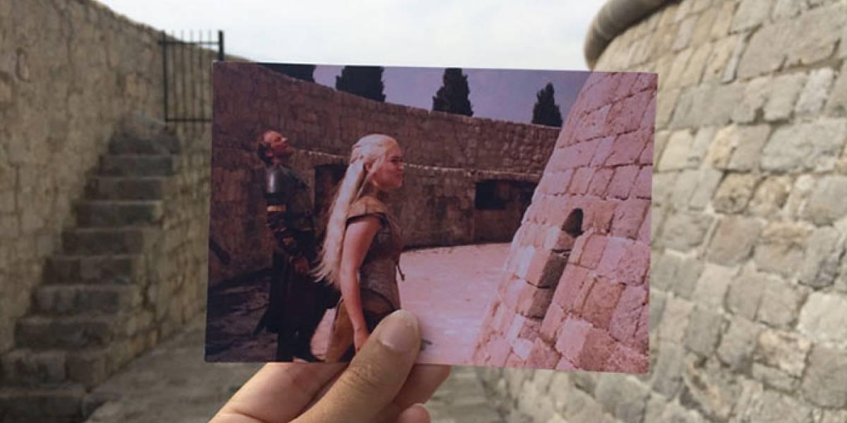 Fã encontra cenários de Game of Thrones na vida real; veja