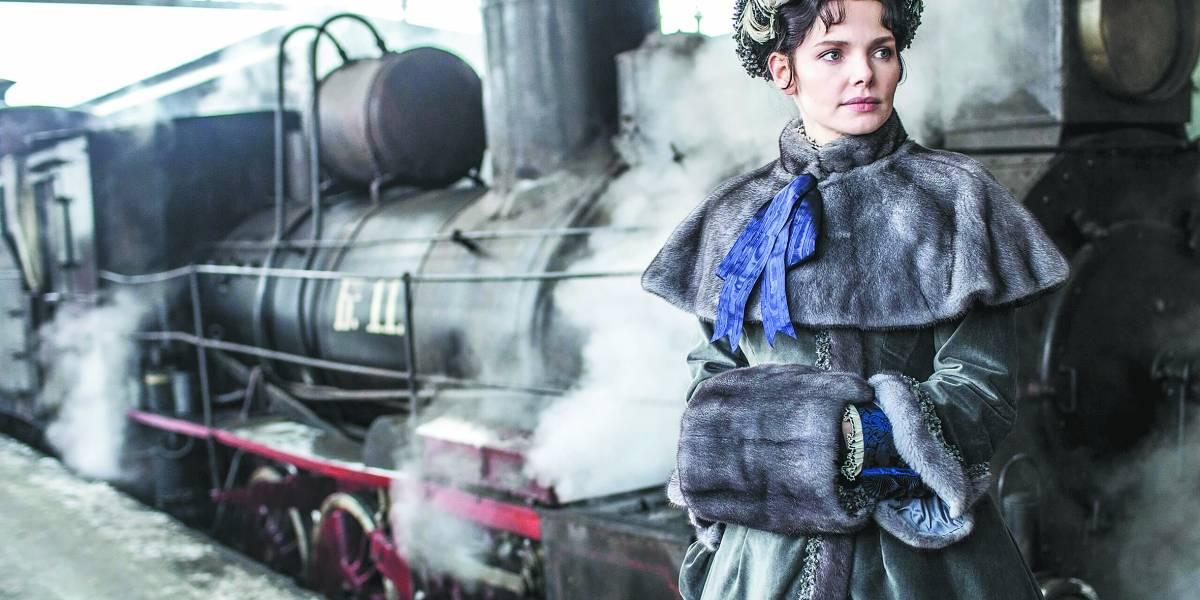 Anna Karenina abre mostra de filmes russos e soviéticos na Cinemateca