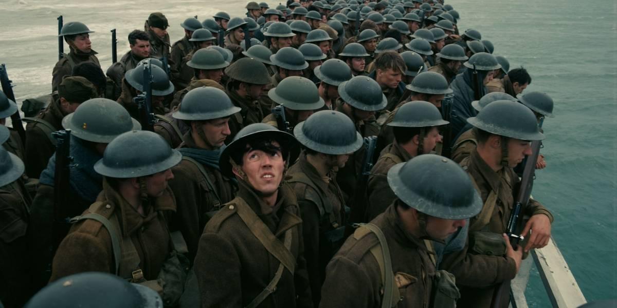 Dunkirk é eleito o melhor filme de 2017