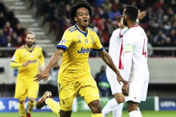 Champions League Cuadrado