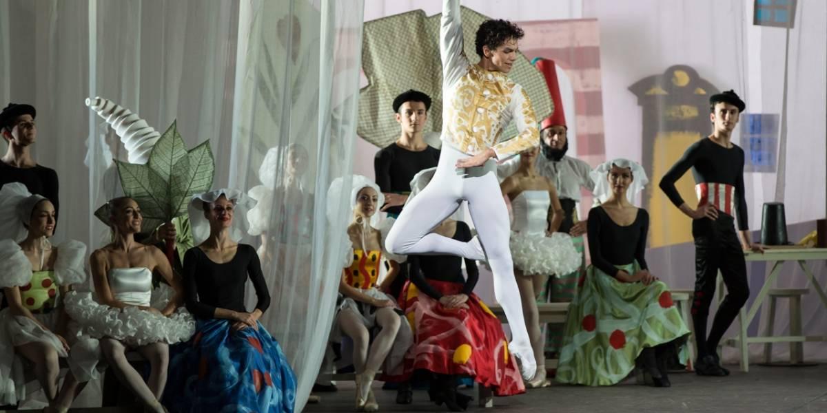 Isaac Hernández nominado como Mejor Bailarín en el Reino Unido