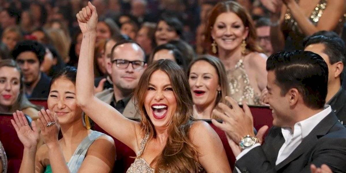 Sofía Vergara será una de las presentadoras de los Globos de Oro