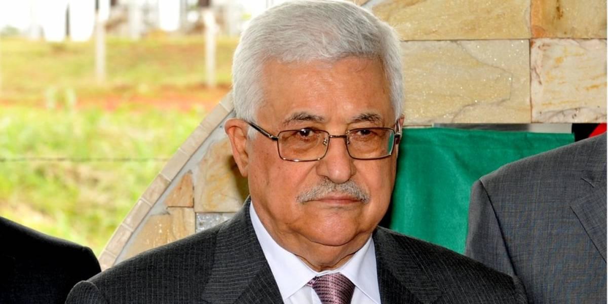 Presidente palestino rompe relações com Israel e EUA