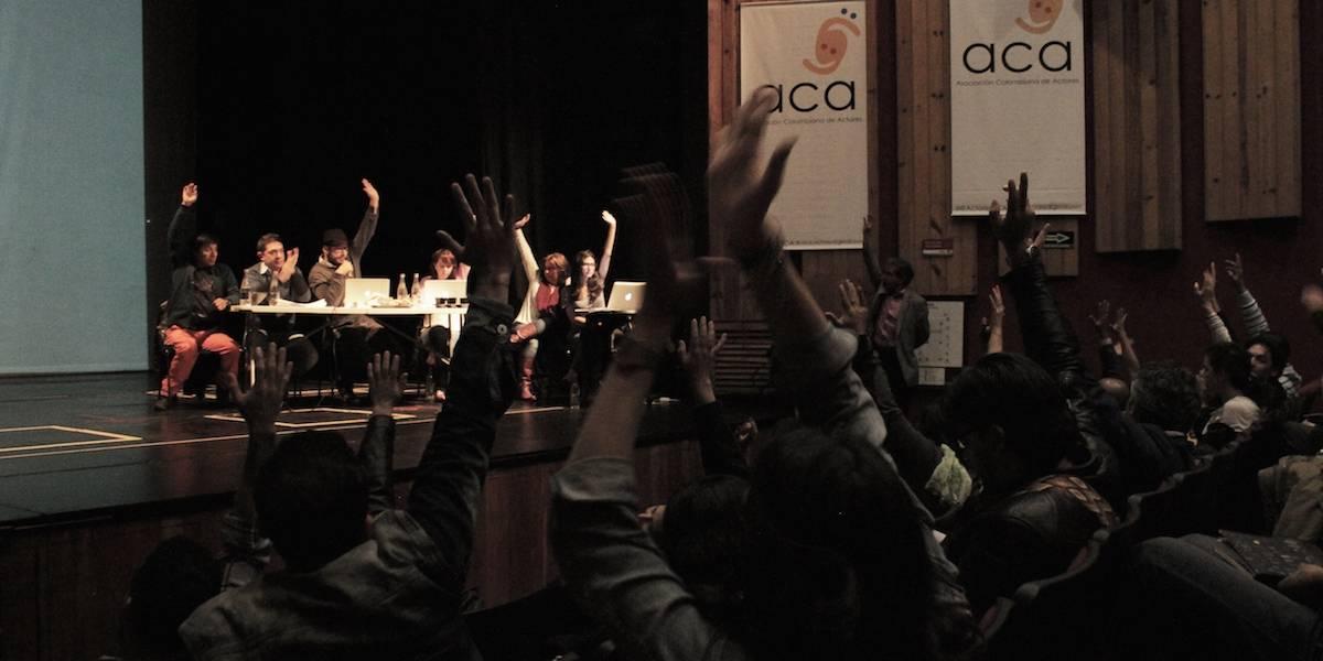Actores colombianos no participarán en el Festival Iberoamericano de Teatro