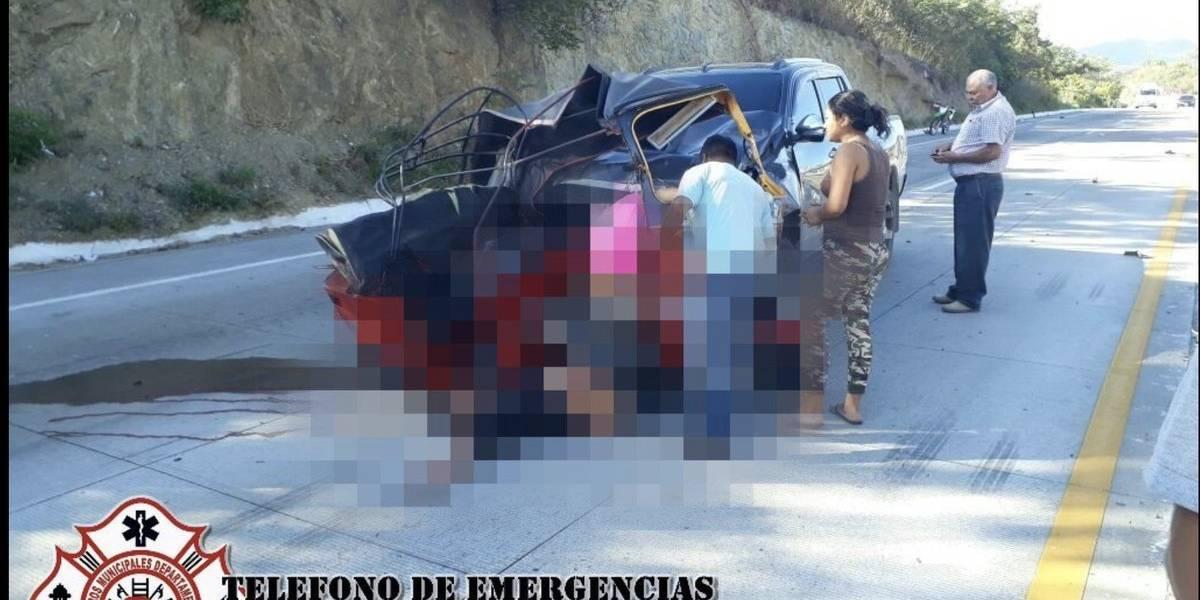 Imprudencia del piloto del mototaxi habría cobrado la vida de su pasajero