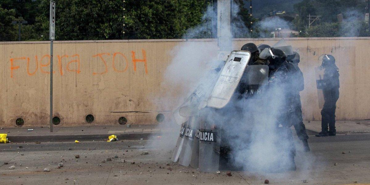 Honduras cerca de tener 'presidente electo', en plena crisis política