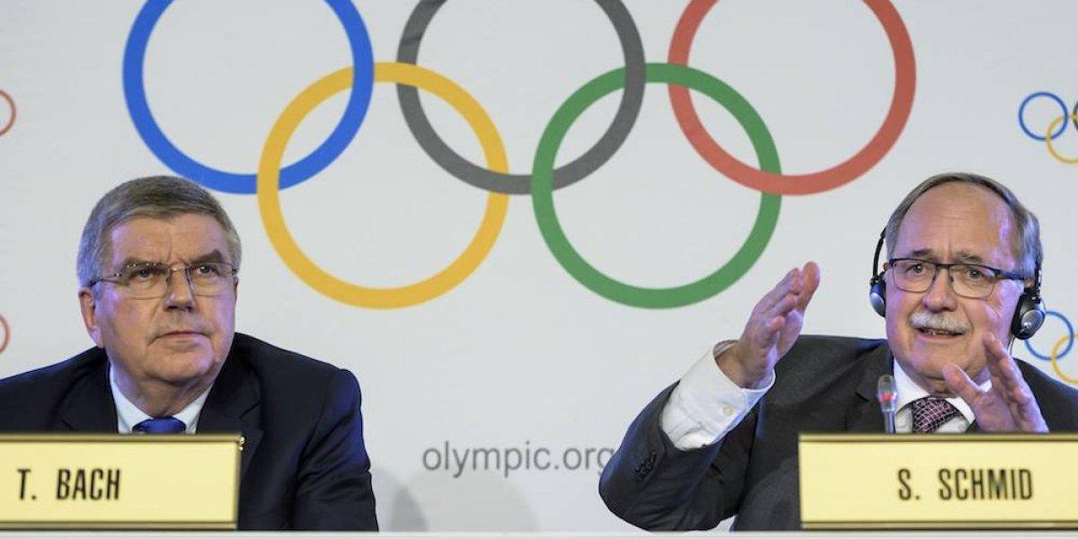 COI suspende a Rusia y no podrá estar en PyeongChang 2018