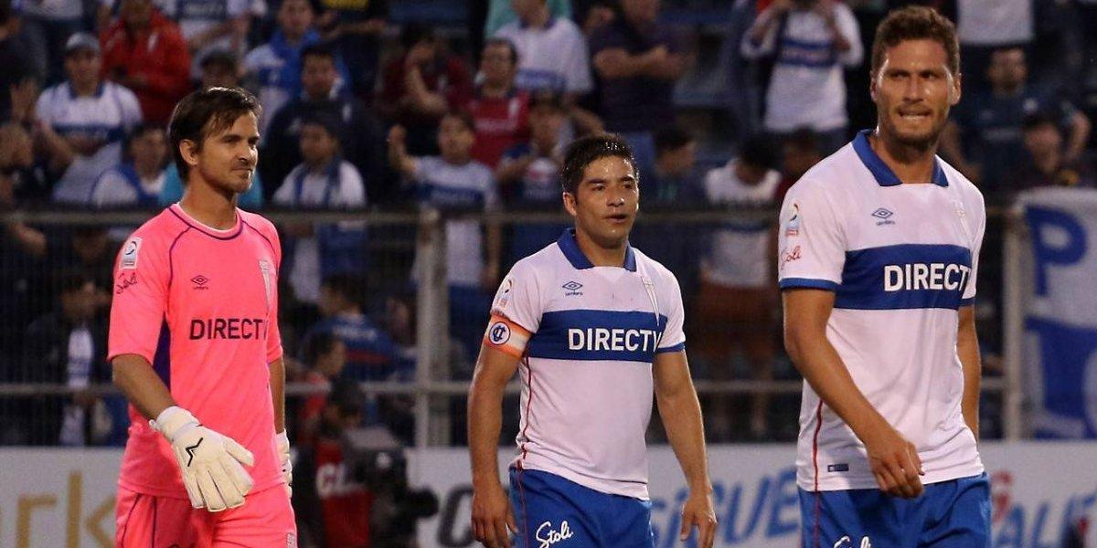 Huaso Álvarez reitera su deseo de seguir en la UC y recibe un consejo de Costanzo